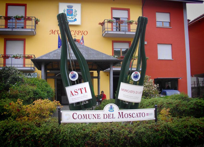 Comune del Moscato - Asti