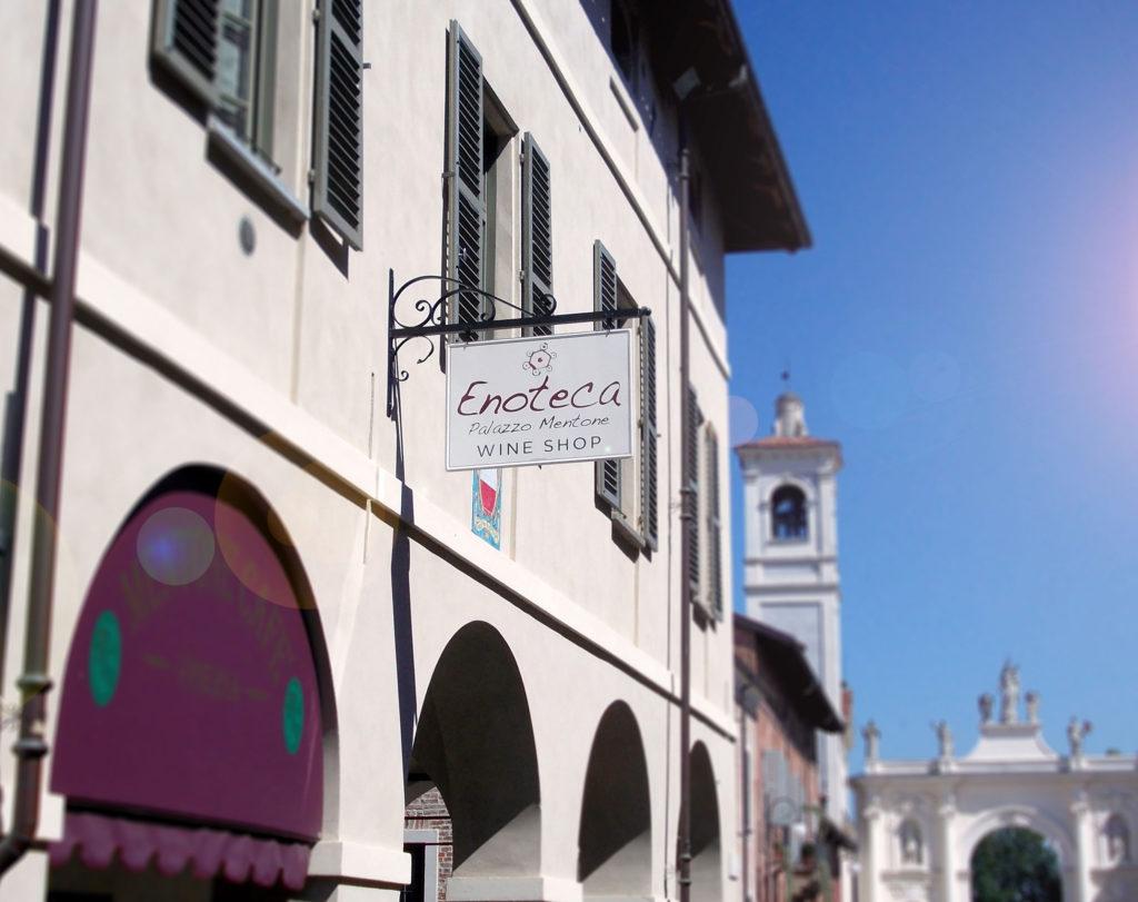 Palazzo Mentone - enoteca